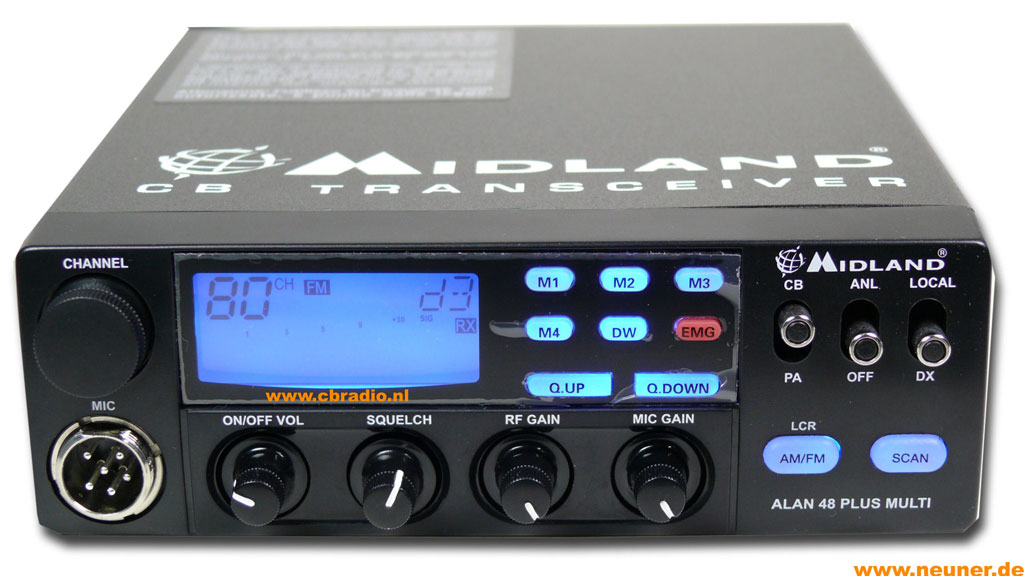 cbradio nl  pictures and specifications midland