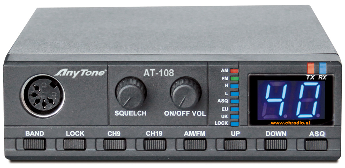www cbradio nl: Pictures, Manual, Software and Specifications of the