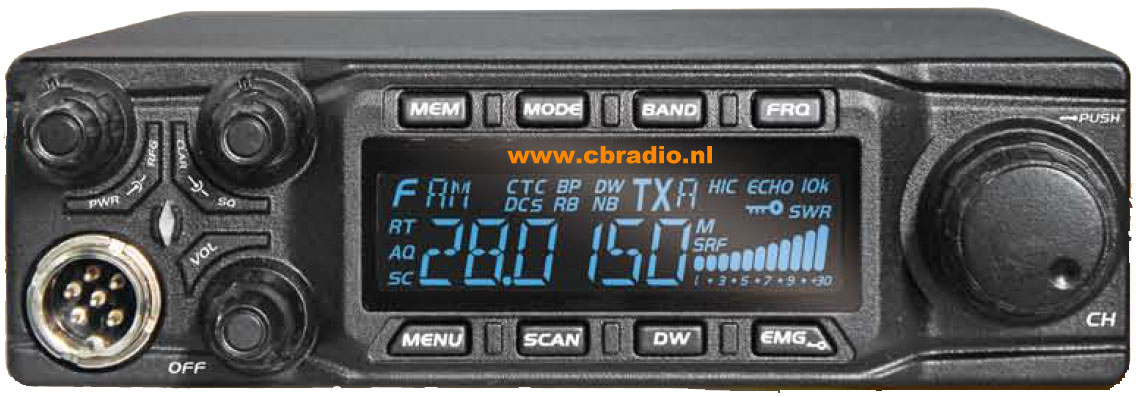 Cbradio Nl  Pictures And Specifications Anytone At