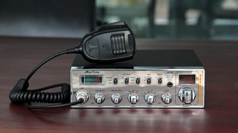 Who Makes Anytone Radios
