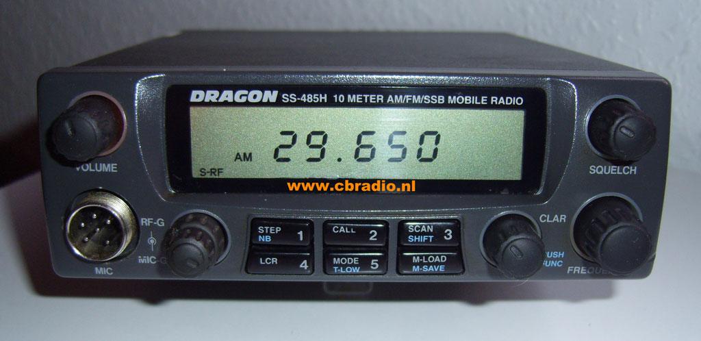 Инструкция dragon ss485