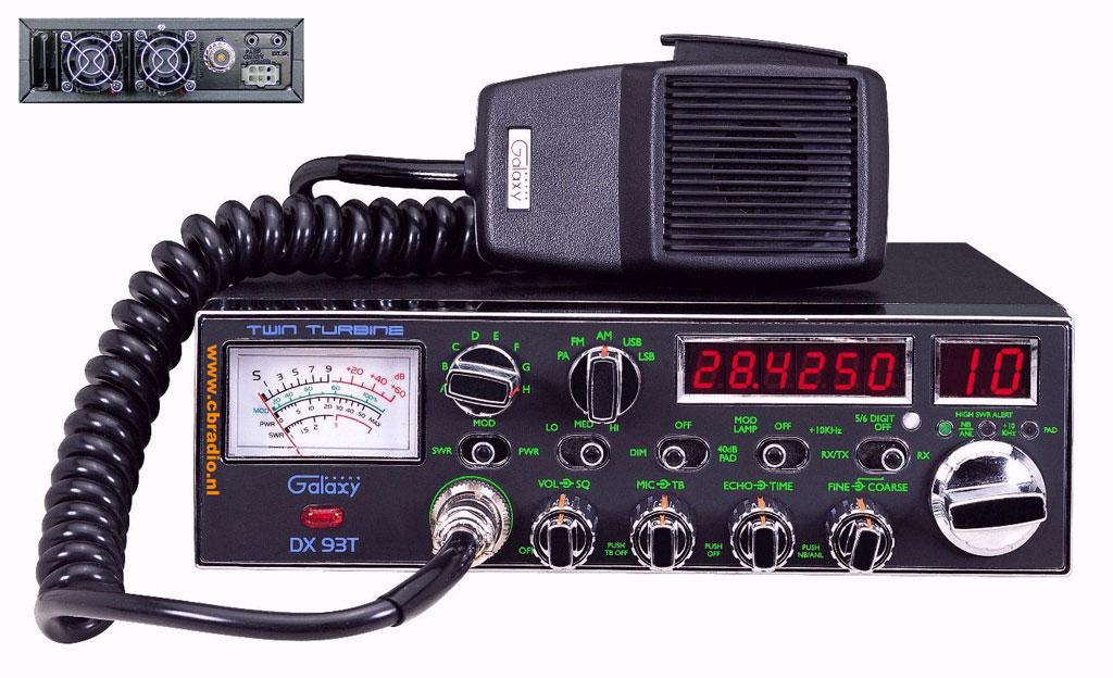 DX 48T - Galaxy DX Radios