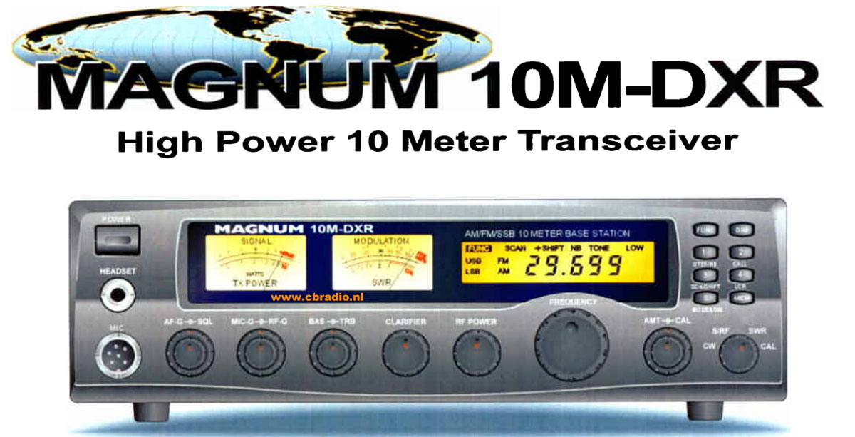 Www Cbradio Nl Picture And Specifications Of The Magnum