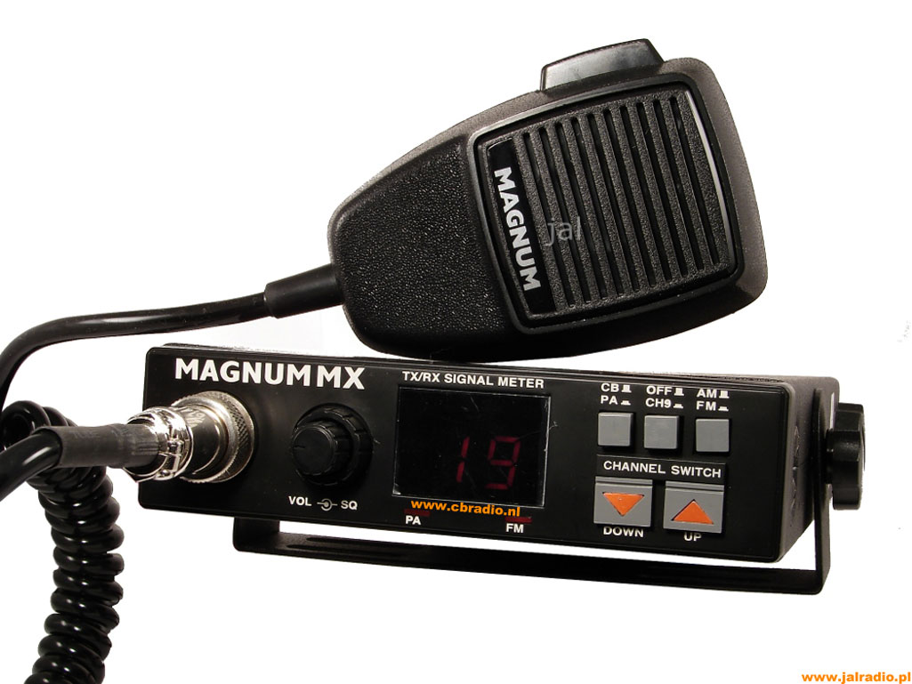 Magnum radios for sale