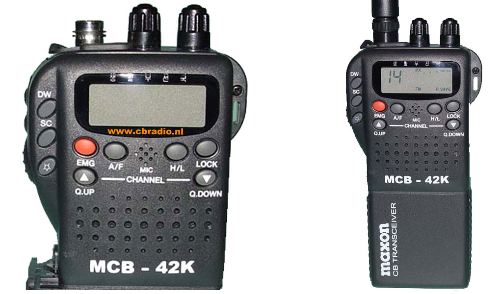 www.cbradio.nl: Pictures, Manuals and Specifications of the Maxon CB ...
