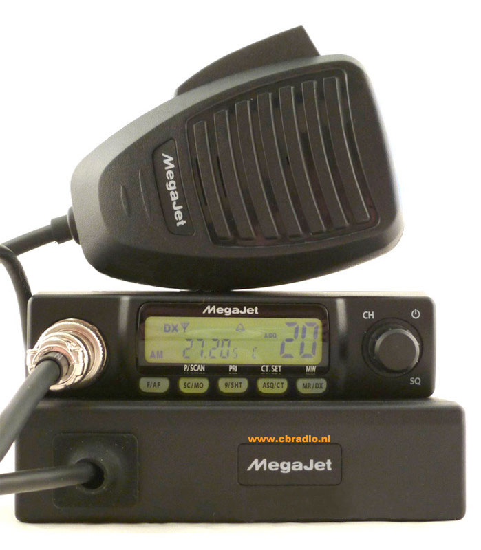 Cbradionl Pictures And Specifications Megayet MJ 550 AM FM CB
