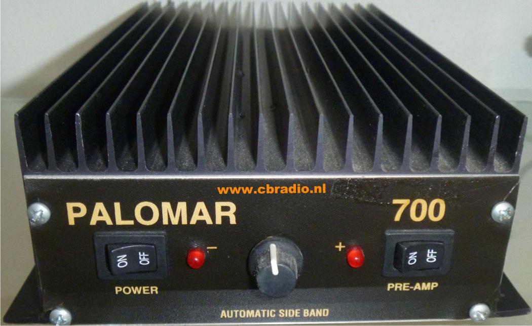 Palomar 300a amplifier