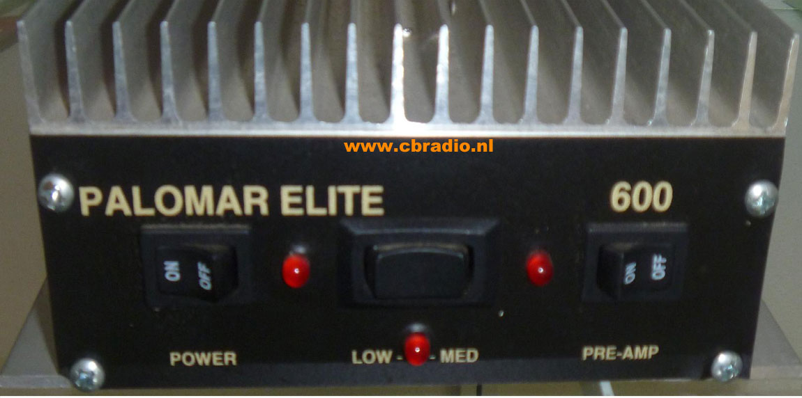 www cbradio nl: Pictures and Specifications Palomar Elite