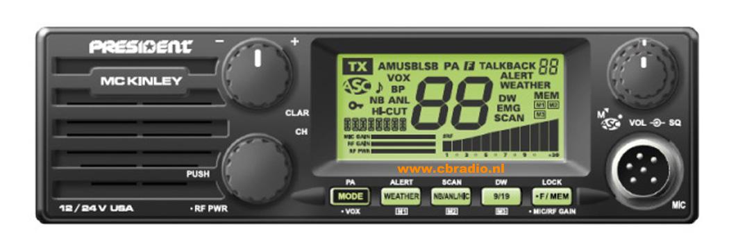 www cbradio nl: New Radios and Linear Amplifiers 2016