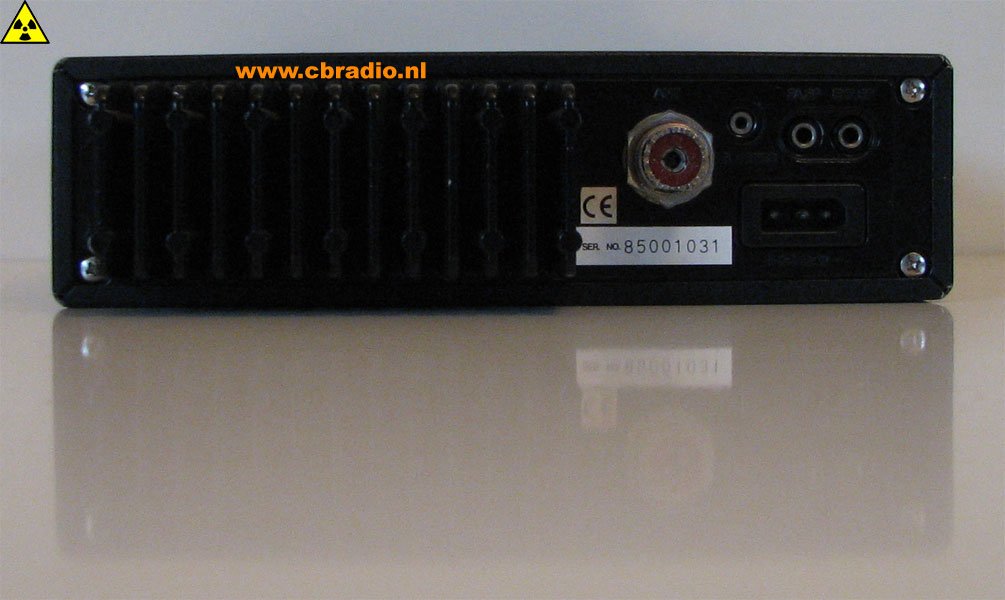 www cbradio nl: Picture, Manual and Specifications of the