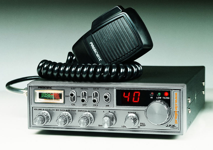 www cbradio nl picture manual and specifications of the president rh cbradio nl cb radio manufacturers president harry cb radio manual