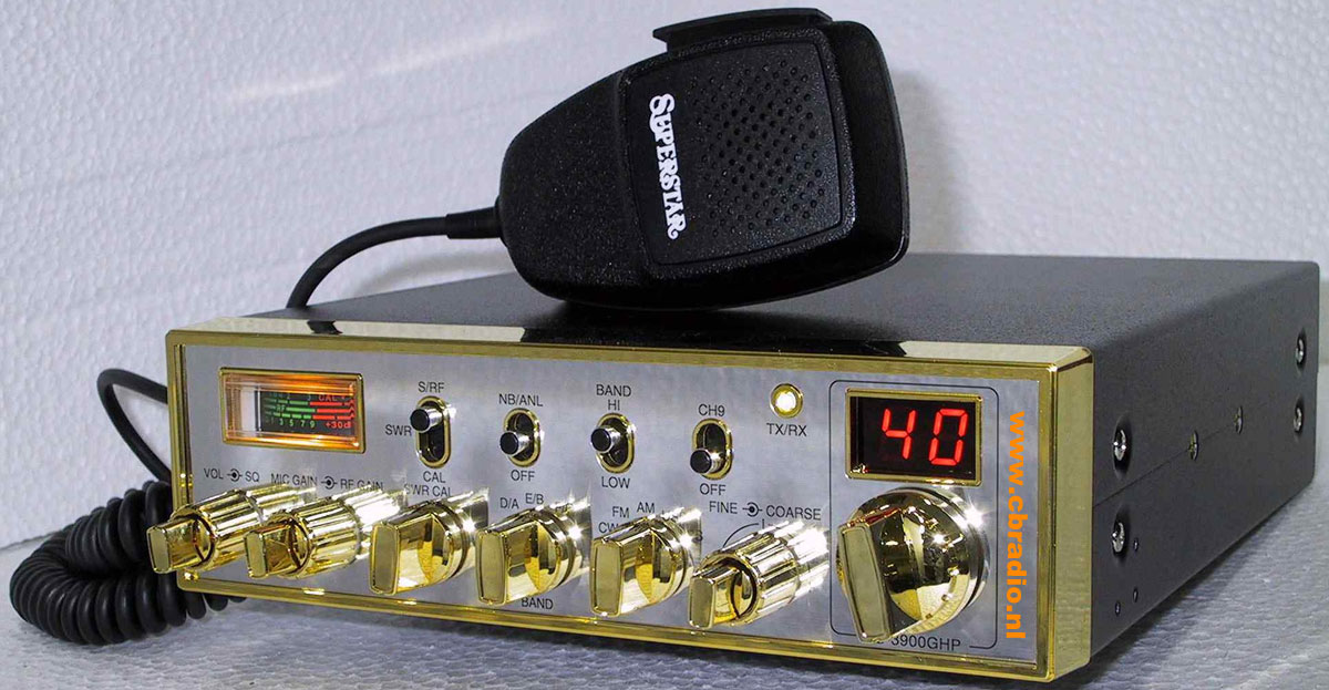 Superstar 1meter Radio CB Review Overview by. -