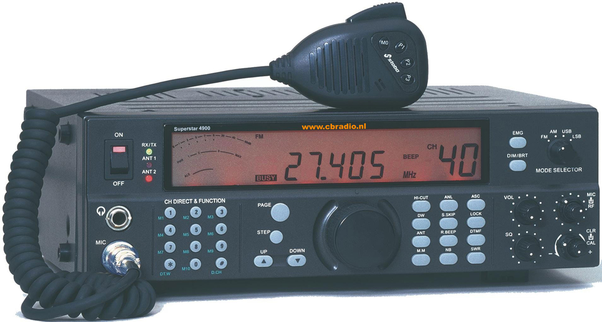 Meter Radio