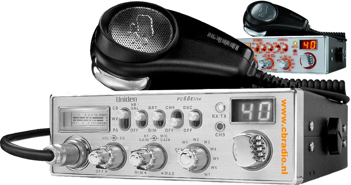 www cbradio nl pictures manual and specifications uniden pc68 rh cbradio nl Bearcat Uniden CB Radios Bear Cat Uniden CB
