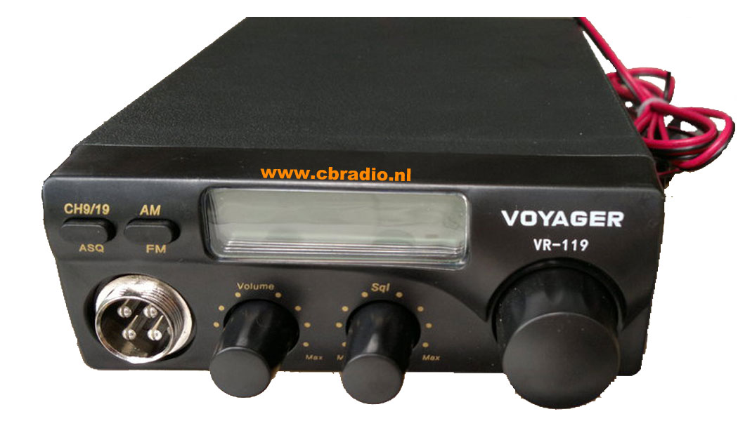 cbradio nl  pictures and specifications voyager vr